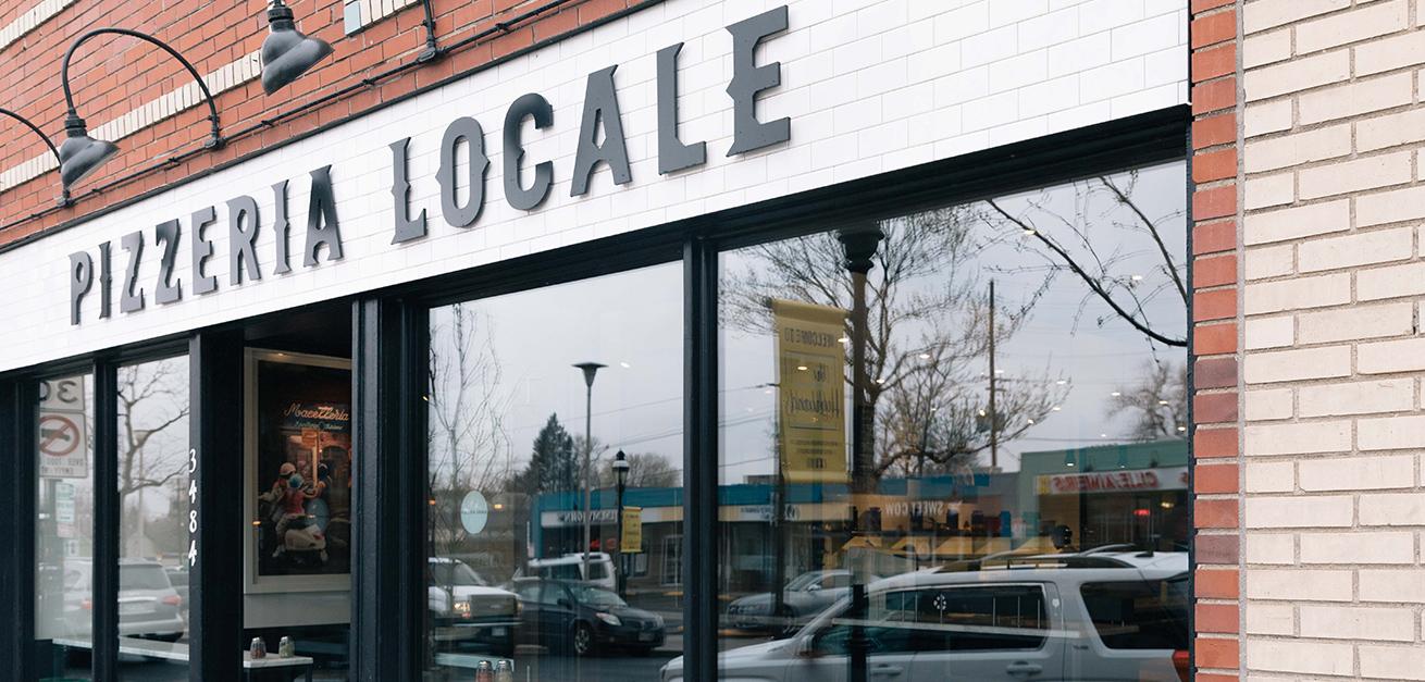 Pizzeria Locale near Sloan's Lake