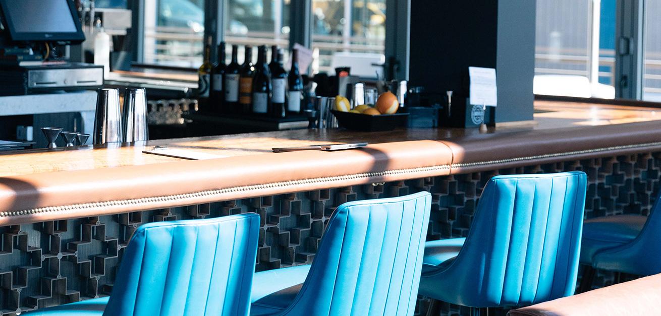 Bar near Sloan's Lake