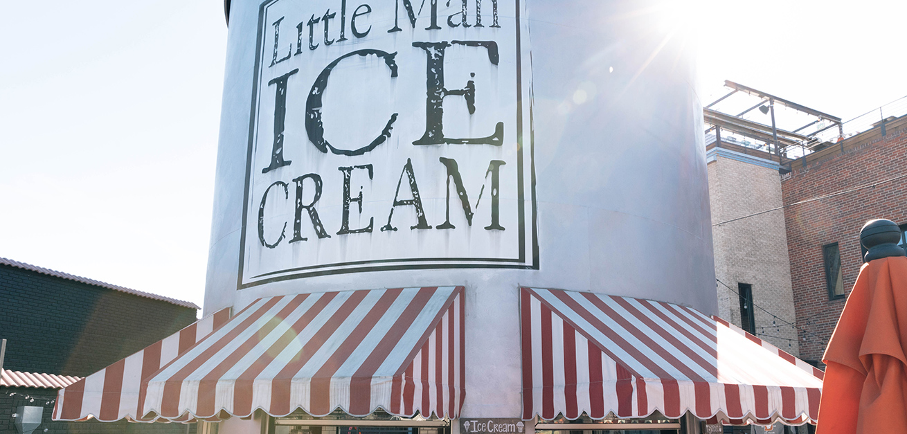 Little Man Ice Cream LoHi