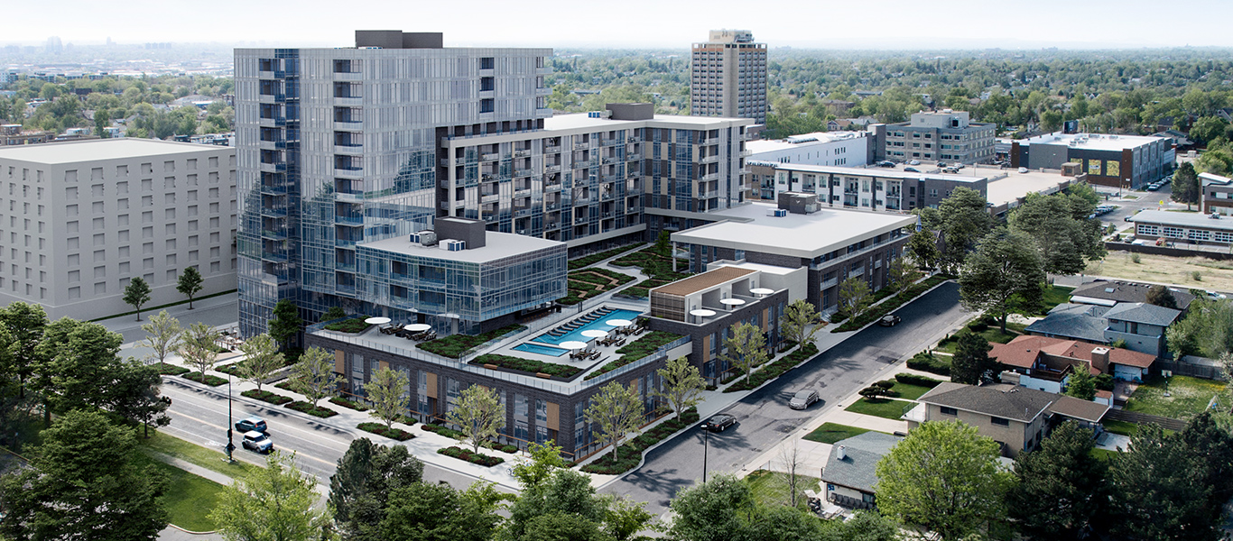 Lakehouse condos and rowhomes for sale on Sloan's Lake