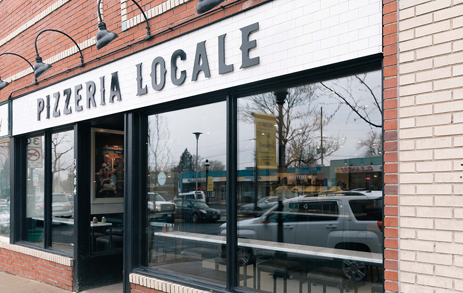 Pizzeria Locale near Lakehouse Denver