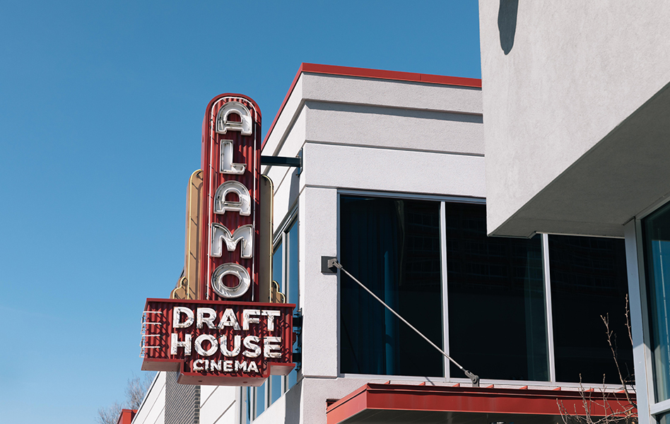 Alamo Draft House Cinema near Sloan's Lake