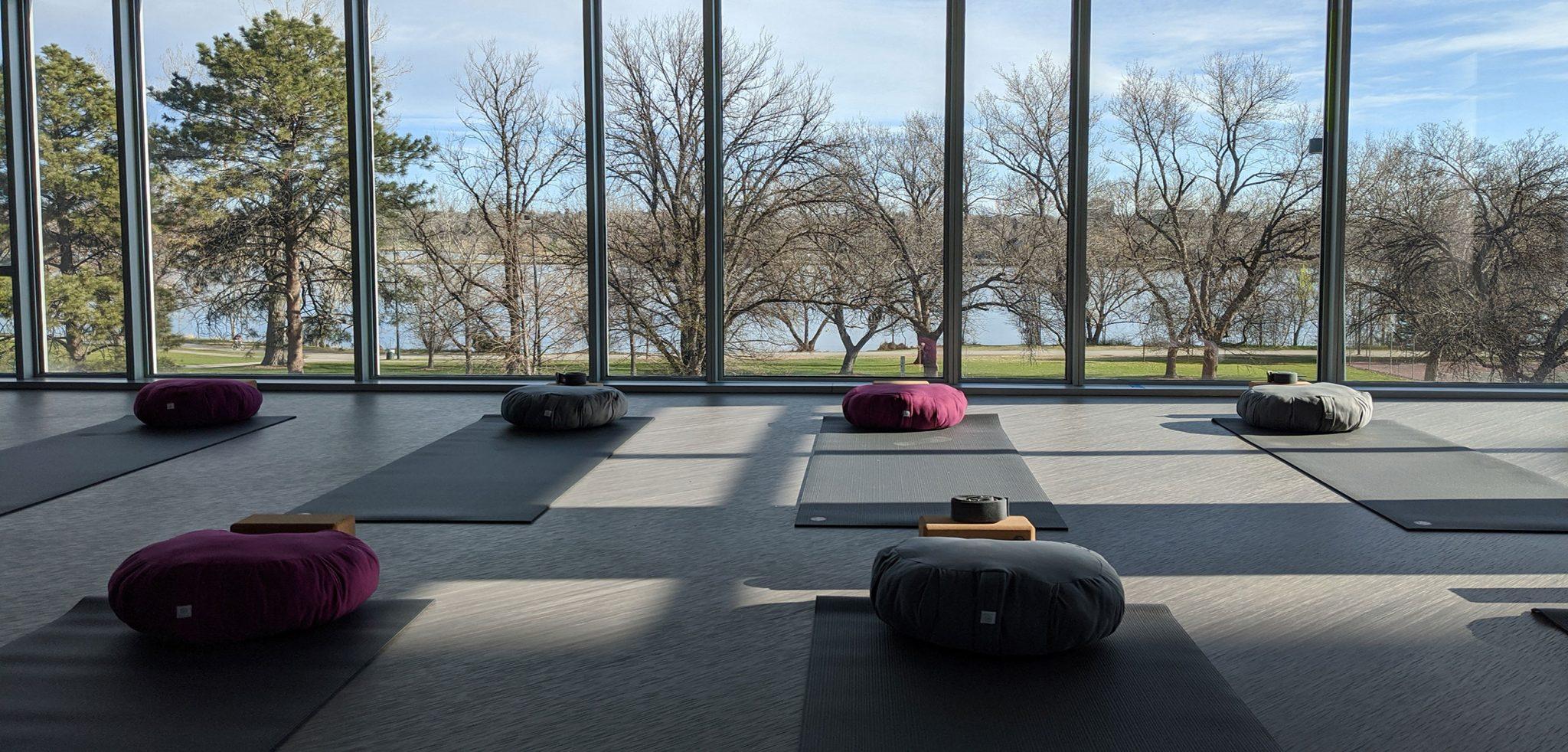 Yoga & Meditation Studio